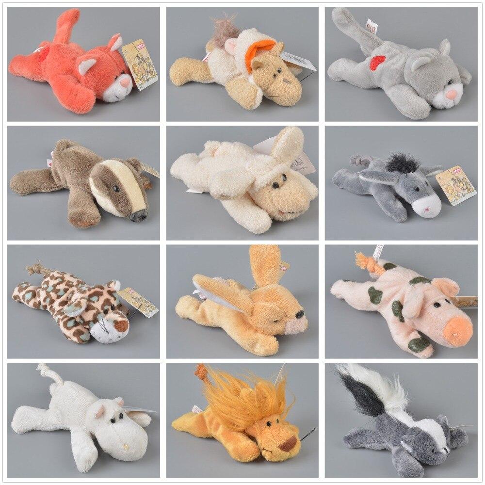 5 Stks Leuke Zachte Dieren Magneet, Baby Kinderen Leren Speelgoed, Party Gift Magneten Interieur Decoratieve Koelkast Stickers