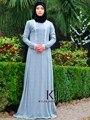 Абая в дубае длинные desigual длинным рукавом, женщин бурка полная длина одеяние дубай кафтан абая бесплатная доставка LD104