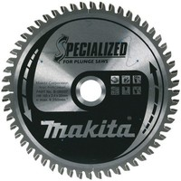 MAKITA B 09715 Disc saw table special aluminum 260x2.8 tire 2.2mm 80z 0 grees axis 30 set