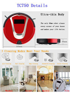 Robot-Vacuum-Cleaner Portable Remote-Control Hot-Selling-Product