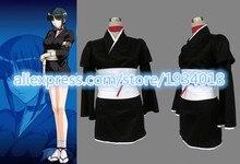 High Quality Custom Made kurotsuchi nemu Cosplay Costume Bleach  Anime Cosplay Costumes