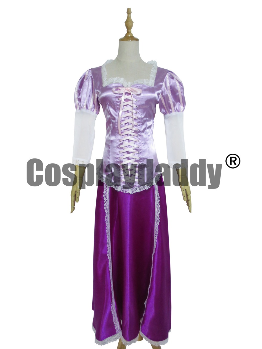 Beautiful Rapunzel Princess Cosplay Costume Cosplay Dress
