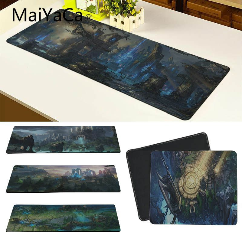 maiyaca your own mats league of legends summoners silicone