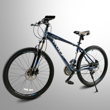 Mountain self propelled aluminum alloy 26 bicycle 30 speed shock absorption bicycle
