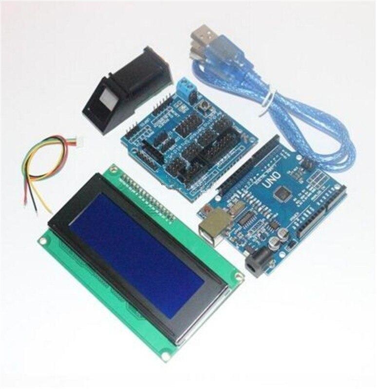 Fingerprint module for arduino kit optical