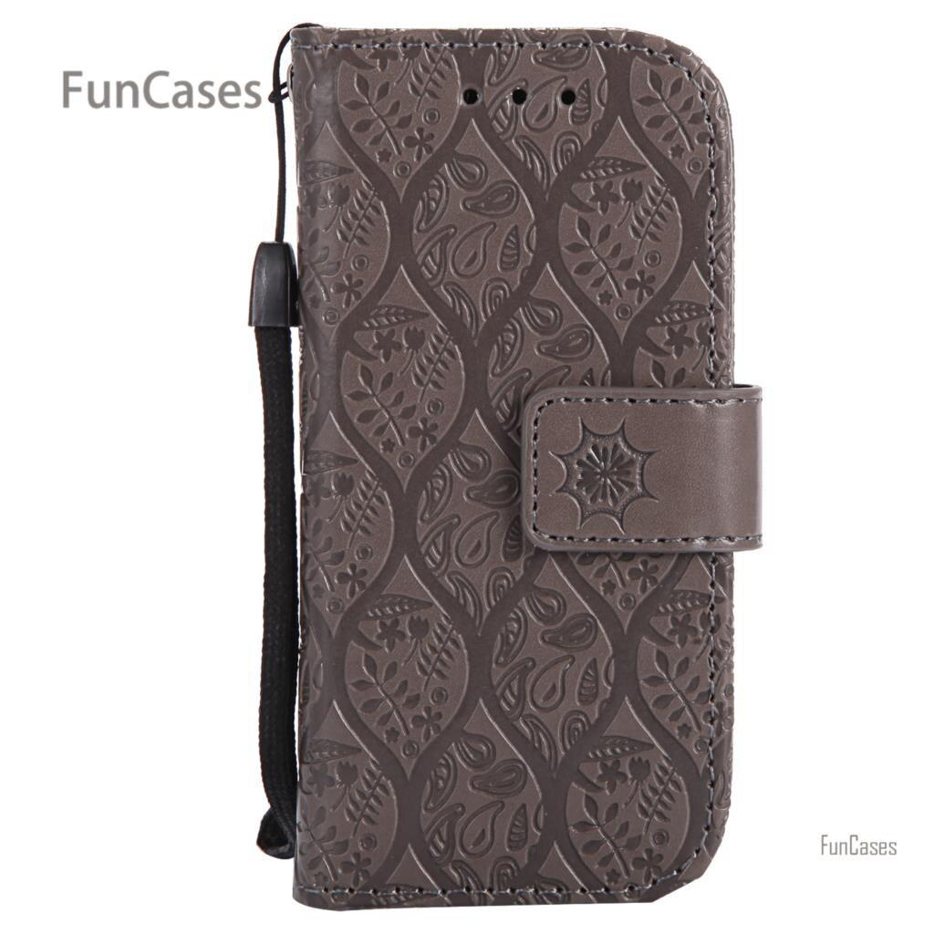 Vine Emboss Flip Case sFor Coque Nokia 3310 PU Leather Back Cover Cell Patterned Back Case sFor Nokia 3310 Telepono Coque Kilifi ...