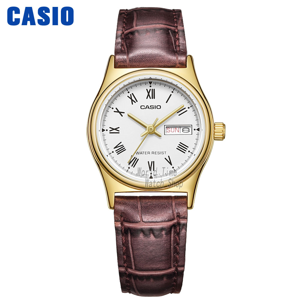Casio watch Simple fashion sports comfortable student watch LTP-V002D-7A LTP-V006D-1B LTP-V006D-2B LTP-V006D-4B LTP-V006D-7B casio ltp 2084l 2b