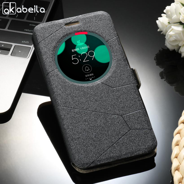 AKABEILA Sleep Phone Case For Asus Zenfone 2 Zenfone2 Laser Go Selfie MAX ZC550KL ZD551KL ZC500TG ZB551KL ZE601KL ZE550KL Cover