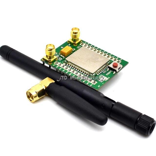 Módulo GSM GPRS módulo A7 \ SMS \ Discurso \ placa \ placa de sistema mínimo