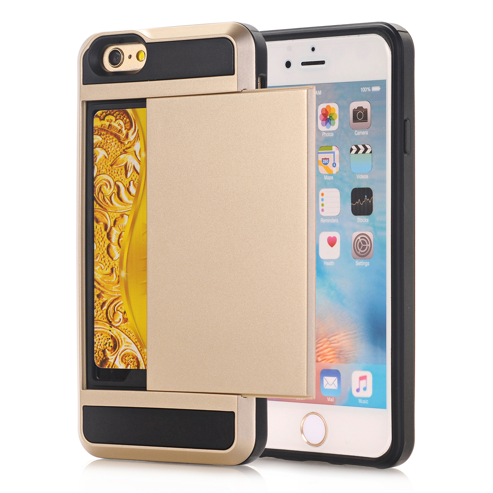 Iphone S Case With Credit Card Slot