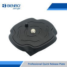 Benro TE01 БЫСТРОРАЗЪЕМНАЯ пластина профессиональная пластина QR для Benro T800EX T880EX T890EX видеоголовка для камеры Бесплатная доставка