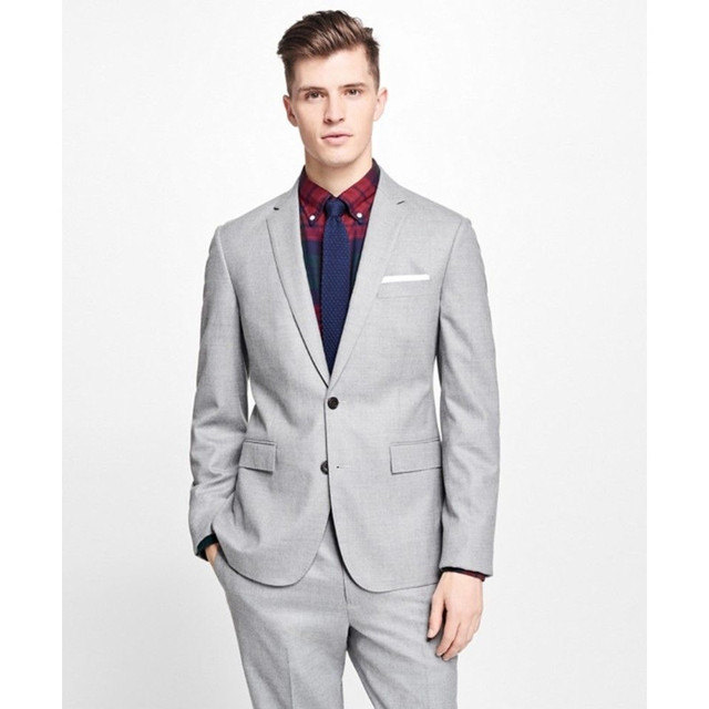 Custom Made New Style Men Fashion Wedding Suits Groom Guest Tuxedos