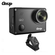 Gitup Git2 Onderwater Camera Novatek 96660 Outdoor Sports Cam WiFi 2K 1080PFull HD Action Camera+Wrist Remote Control