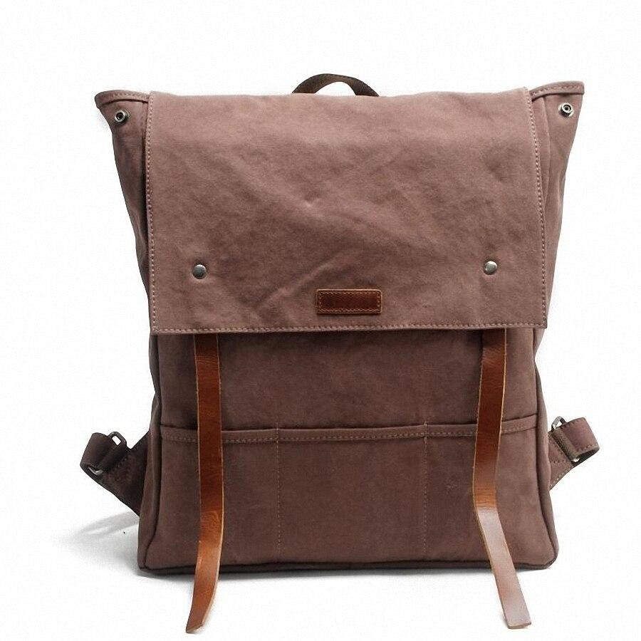 ФОТО Huge Travel Bag Large Capacity Men backpack Canvas Weekend Bags Multifunctional Travel Bags College Student school bag LI-1853