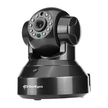 SunEyes SP-HM01WP 720P HD 1.0MP Megapixel IP Camera Wireless Wifi P2P Pan Tilt  Network CCTV Camera Support Micro SD Card
