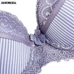 Liva Girl роскошный кружевной комплект нижнего белья пуш-ап сексуальный женский бюстгальтер комплект женского белья цветочное прелестное нижн... 6
