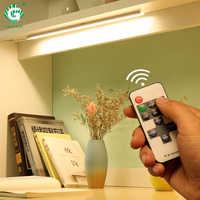 6W 8W 10W 12V LED Unter Kabinett Licht 11 schlüssel Fernbedienung Streifen Lampe Schrank Lichter kleiderschrank küche Schlafzimmer Nacht Beleuchtung