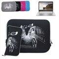 Для HP Chromebook 11 14 11.6 '' 14 '' ноутбук сумка ноутбук рукав тонкий неопрена защитная кожа чехол обложка