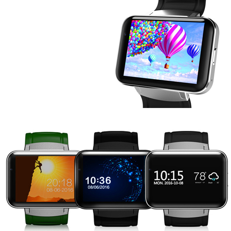 RsFow DM98 Bluetooth Smart Watch Android 4.4 3G Smartwatch Phone MTK6572 Dual Core 1.2GHz 4GB ROM Camera Video WCDMA WiFi GPS стоимость