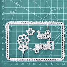 GJCrafts Flower Dies Metal Cutting New 2019 Card Making Frame Craft Scrapbooking Embossing Stencil Die Cut Decoration