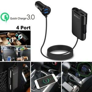 4 Port USB Passenger QC3.0 Qui