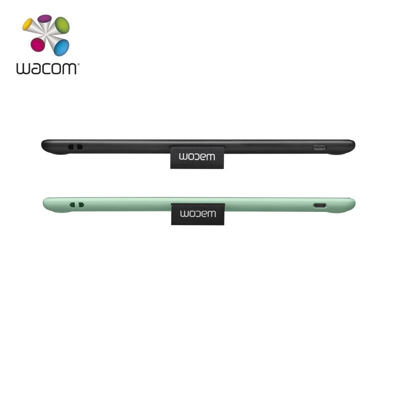 Tablette de dessin graphique sans fil Wacom Intuos CTL-4100WL avec 3 logiciels Bonus inclus 4096 niveaux de pression - 4