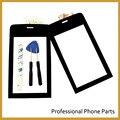 Tela de toque digitador painel de vidro para nokia asha 308 309 n310 touch substituição do telefone móvel