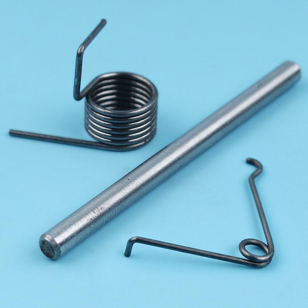 Throttle Trigger Pin & Spring Kit For Husqvarna 61 66 266 268 272 272XP Chainsaw #501519702