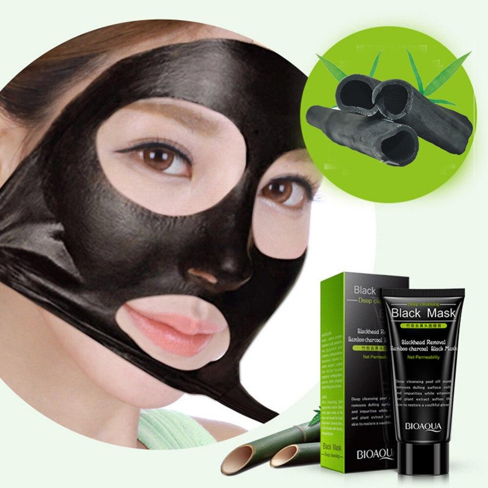 masque facial noir