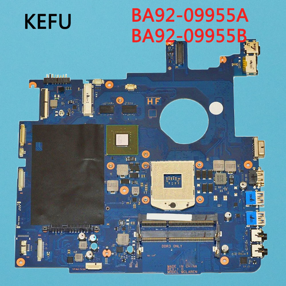 FOR Samsung NP550P7C  laptop Motherboard Mainboard BA92-09955A BA41-01900A