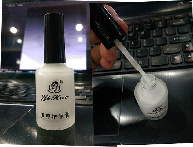15ml valge kooriv nail art lint Viimased lindipalad lihtsaks - Küünekunst - Foto 2