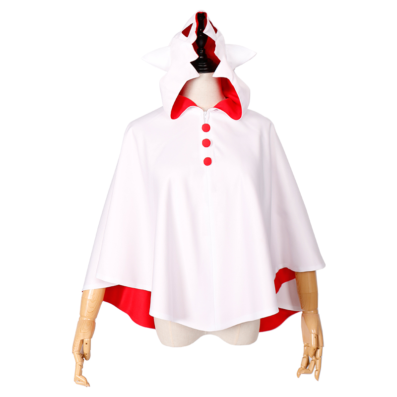 Anime! Japanese Voice Actor Division Rap Battle DRB Yamada Halloween Devil Cat Lovely Cloak Cosplay Costume