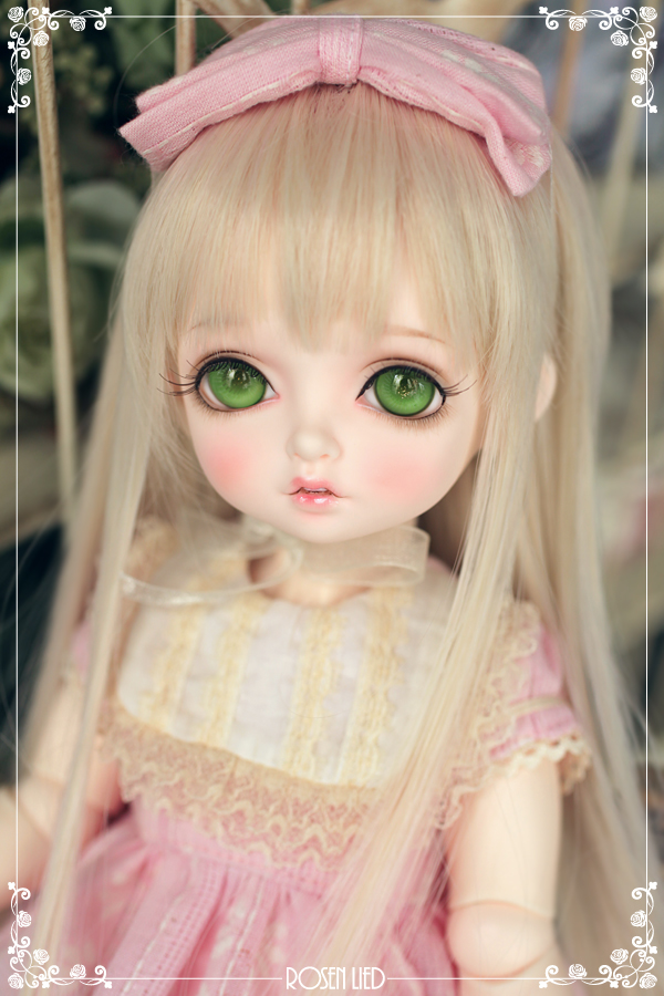 ФОТО BJD / SD fertilizer giant baby doll Rosenlied bambi Bambi RL quarter Lolita doll night spree