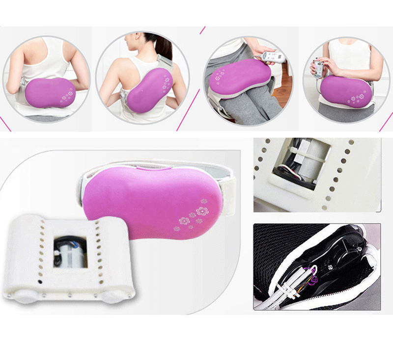 Multifunctional Beauty Heating Massage Belt Body Building Lose Weight Vibration Burner Slim Belt Massager as seen on tv leawell electronic health body building back pain relief massage belt vibrating slim beauty belt massager 1 piece