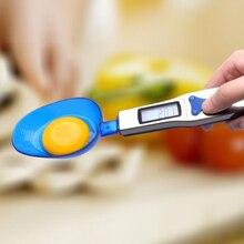 Кухня Двойной Совок весы 0,1 г точность Еда весы мини бытовые весы электронный Совок Двойной Совок весы