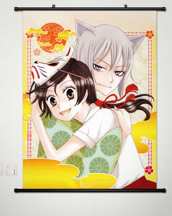 Anime Manga Kamisama Cinta Dinding Gulir Lukisan 60x90 cm Dinding Gambar Wallpaper