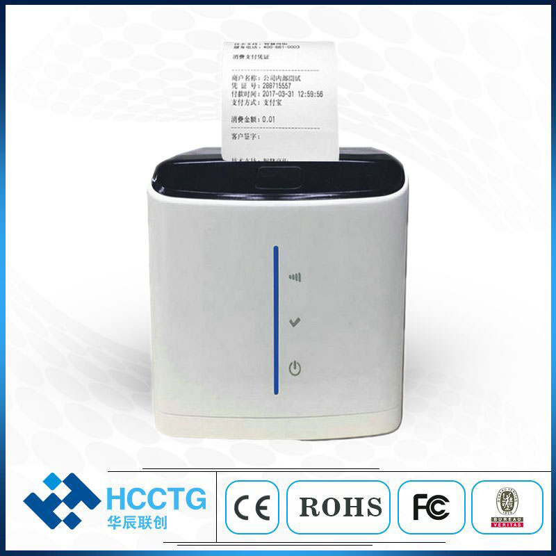 2019 HOT 58mm Thermal Receipt  Printers Kitchen Restaurant POS Printer Optional USB/Ethernet/Bluetooth/WIFI/SMS Interface
