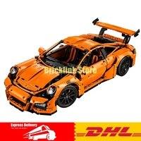 Lepin 20001 Technic Series Super Race Car Model Building Kits Bricks Blocks Educational Toys Compatible 42056
