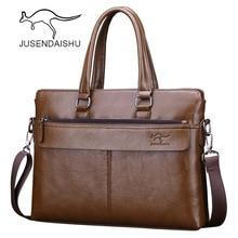 Brand Larger Capacity Men's Handbag 15