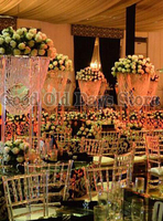 80cm Tall Table Centerpieces Flower Stand