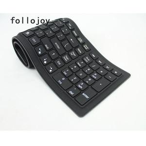 Image 4 - 107 klucz bezprzewodowy miękka klawiatura obsługuje systemu windows Android Apple Bluetooth
