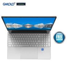 15.6 Inch Core I3 Laptop Máy Tính 8GB RAM 128GB/256GB/SSD 512GB Miễn Phí Vận Chuyển windows 10 Laptop