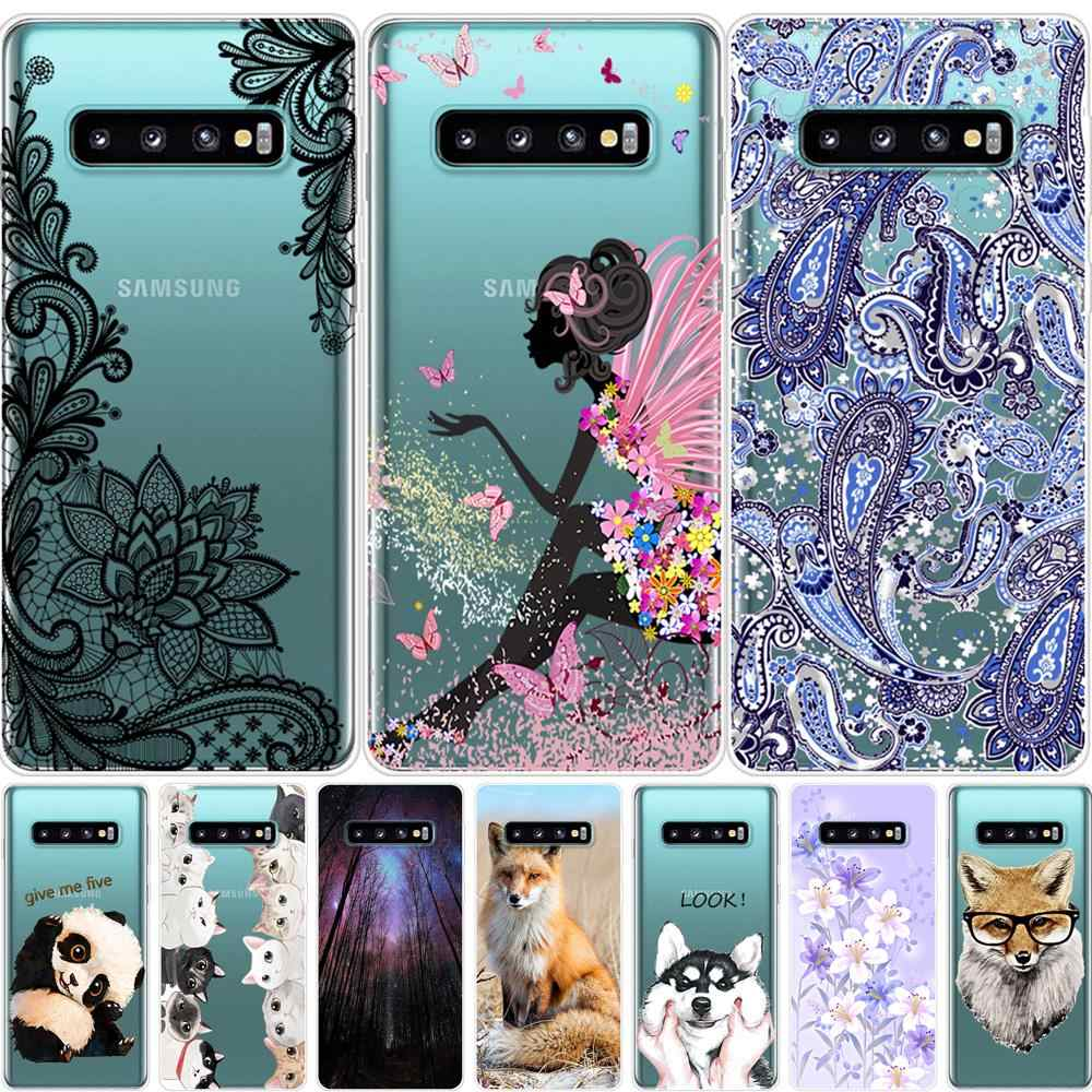 Case For Samsung Galaxy S10 S9 S8 Plus S10 S10e J2 Pro J4 J6 EU Edition 2018 A5 A7 J3 J5 J7 2017 2016 TPU Silicone Phone Cases