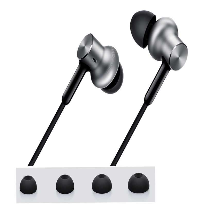 New Xiaomi Hybrid Pro HD Hybrid Pro Earphone Triple / Dual Driver Dynamic + Balanced Armature Mi In-Ear Line Control Microphone dynamic signature recognition using hybrid wavelets