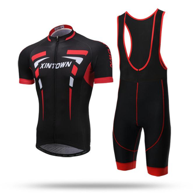 XINTOWN 2018 Cycling Jersey Set Summer Bike Clothes Man Cycling Clothing Maillot Ropa Ciclismo Bicycle Short Sleeve SportswearXINTOWN 2018 Cycling Jersey Set Summer Bike Clothes Man Cycling Clothing Maillot Ropa Ciclismo Bicycle Short Sleeve Sportswear