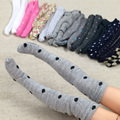 5Pair Assorted Fashion Socks Doll Stocking for Blyth Pullip Barbies Momoko1/6 Doll Clothes Accessories