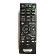 (5 pçs/lote) novo substituir rm-adu138 áudio/vídeo receptor de controle remoto para sony genérico 148931811 davtz140 home theater sistema