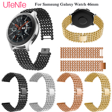Cool Watchband 22mm Wristband for Samsung Gear S3 Frontier/Classic Replacement Strap For Samsung Galaxy Watch 46mm bracelet band