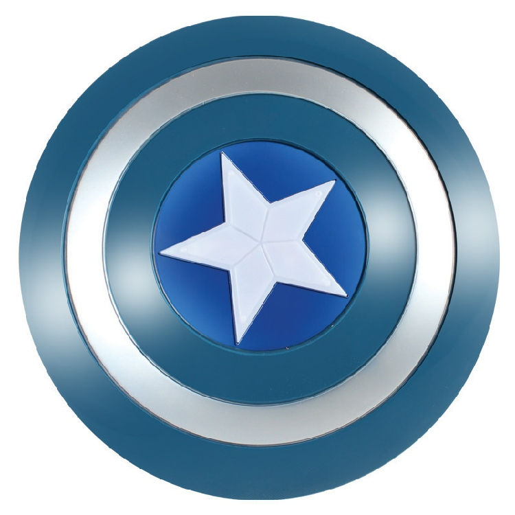 marvels the avengers led mask and shield captain america cartoon anime weapons children cosplay performance props kids toys in party masks from home - Bouclier Captain America