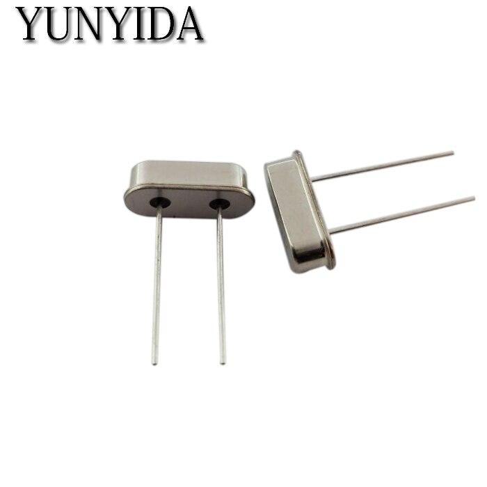 50pcs 4.000MHZ 4MHZ 4 MHZ 4M HZ Crystal Oscillator HC-49S